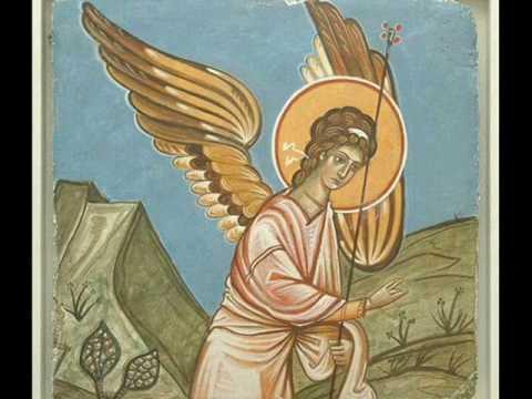 Cherubic hymn - Χερουβικόν - Cherubim-hymnus - 2nd tone (Byzantine Chant)