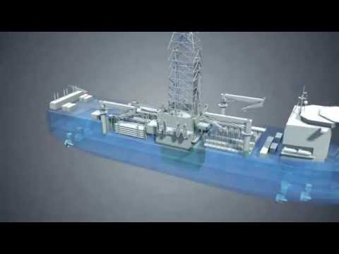 INO 80 Drillship design