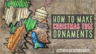DIY Christmas Tree | Christmas Ornaments