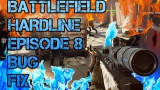 Battlefield Hardline Episode 8 Glitch/Bug Fix 100% working