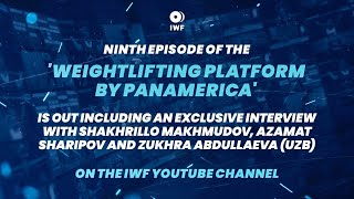 Episode 9 - Weightlifting Platform by Panamerica