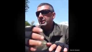 "Бойцы батальона ""Донбасс"" о добермане:  Он Лжец и Негодяй"