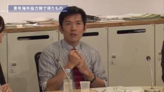 世界とWin-Winな生き方って?第二部は青年海外協力隊OBで、現在金沢を中...