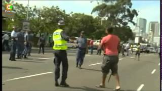 Immigrants Shut Shops as Xenophobic Violence Rages in Johannesburg