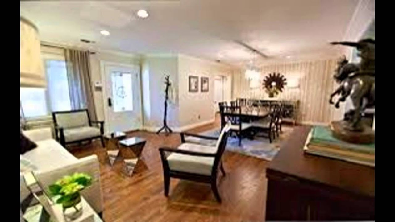 Living room and dining room ideas youtube for Living room restaurant
