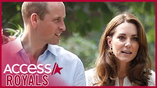 Kate Middleton & Prince Willia…