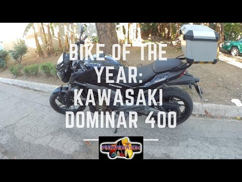 BIKE OF THE YEAR: DOMINAR 400 ABS by The Pinoy Rider
