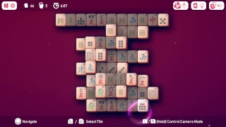 audap's 1001 Ultimate Mahjong 2 Switch