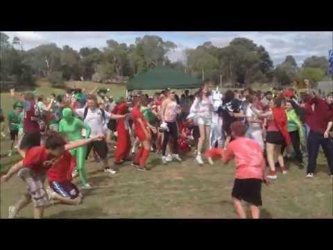 Mount Barker High Harlem Shake - YouTube