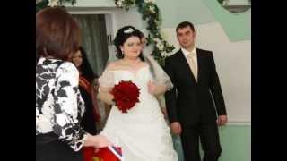 Поздравляем с годовщиной свадьбы!