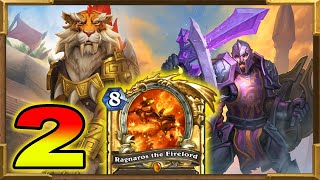 Hearthstone: New Duel Paladin With Sylvanas and Ragnaros Part 2 | This Is Crazy | Saviors Of Uldum