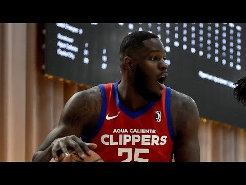 Anthony Bennett's NBA G League Season Highlights With Clippers