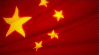 China National anthem Vocal