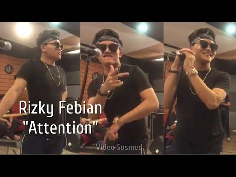 "Charlie Puth ""Attention"" (Cover By Rizky Febian)"