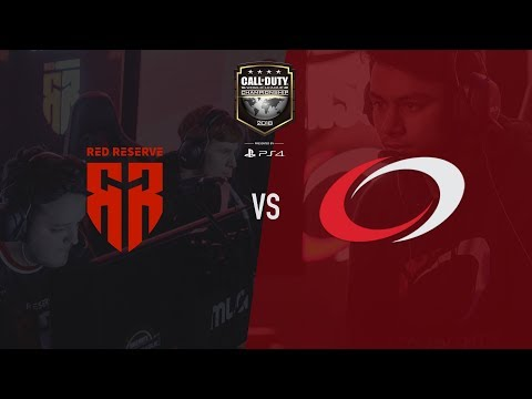 Red Reserve vs Complexity | CWL Champs 2018 | Day 3