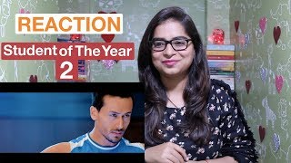 Student Of The Year 2 Trailer REACTION | Student Of The Year 2 Trailer REVIEW