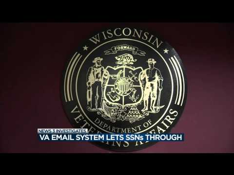 Wis. senators demand answers from VA over privacy breach