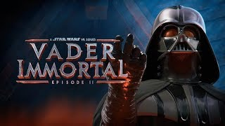 Star Wars Vader Immortal Episode 2 Oculus Rift VR