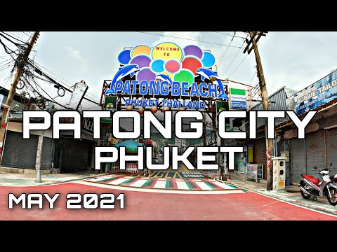 PATONG PHUKET 2021 | BANGLA ROAD | Phuket Thailand