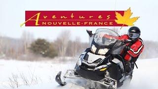 Séjour Motoneige Canada - ANF Le Film