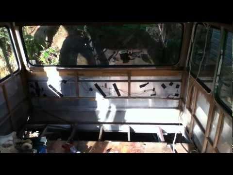 caravan trailer restore