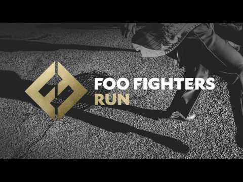 Foo Fighters  Run Audio