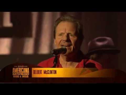 "2013 Official Americana Awards - Delbert McClinton ""Hey Goodlookin'"""