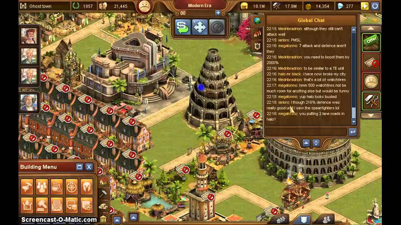 how to get more forge points in forge of empires