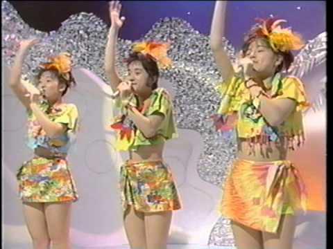 Niki-Niki 月影のジャワイアン 1992