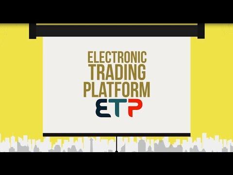 Peluncuran Perdagangan Surat Utang melalui Electronic Trading Platform (ETP)