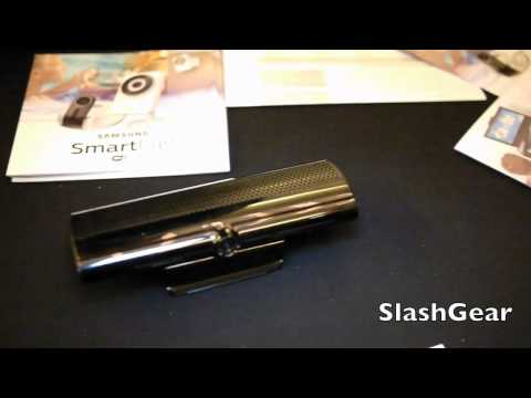 Samsung inTouch camera hands-on