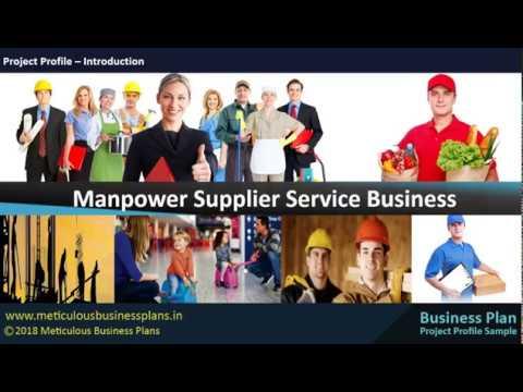 Manpower Supplier Service Business