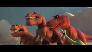 Disney•Pixar: Il Viaggio di Arlo - Il coraggio di Arlo - Clip dal Film | HD