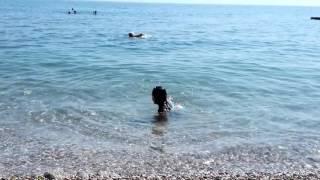 Пляж в Форосе(, 2016-06-27T17:45:16.000Z)