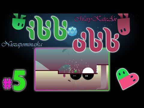 Let's Play: Ibb & Obb Co-Op z MaryKateAn na ślepo odc  5 -
