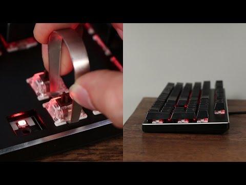 Glorious PC Gaming Race Modular Keyboard Review