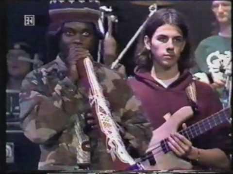 Jamiroquai - Turn Off The Lights - Nachtwerk 1993