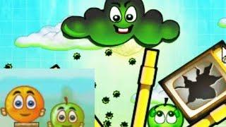 развивающий мультик. Спасение апельсина, мультик игра для детей. Cover Orange Players pack. серия 6