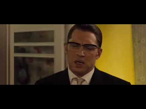 Reggie Kray kills Jack 'the hat' Mcvite