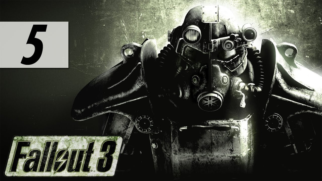 Fallout 3 - Let's Play - Part 5 - 'Get The F*ck Out!'
