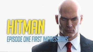 HITMAN [PC] Gameplay - Episode 1 - Yacht Killa