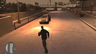 видео крутые драки и неудачный паркур в GTA 4