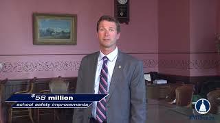 Sen. Hildenbrand discusses the FY 2019 Michigan budget