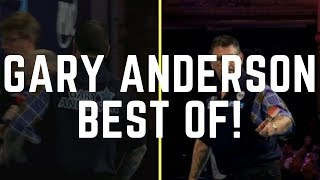 GARY ANDERSON High Finishes World Matchplay 🎯 (Best Of Gary Anderson!)