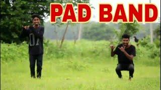 Pad band dance teenmaar