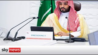 Saudi Arabia launches plan to reduce emissions