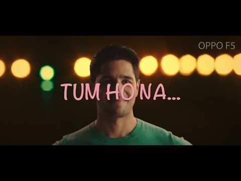 Tum Ho Na - (Lyric Video) - Sidharth Malhotra & Kirti Bandhana 
