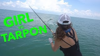 Florida Fishing Day 2: TARPON FRENZY!