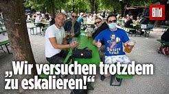 So feierte Deutschland trotz Corona den Vatertag | Christi Himmelfahrt mit viel Alkohol