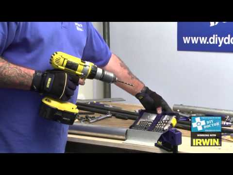 Irwin Turbo Max Drills